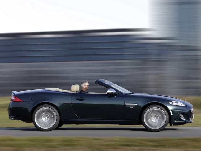 Jaguar xk66 convertible 2014 04