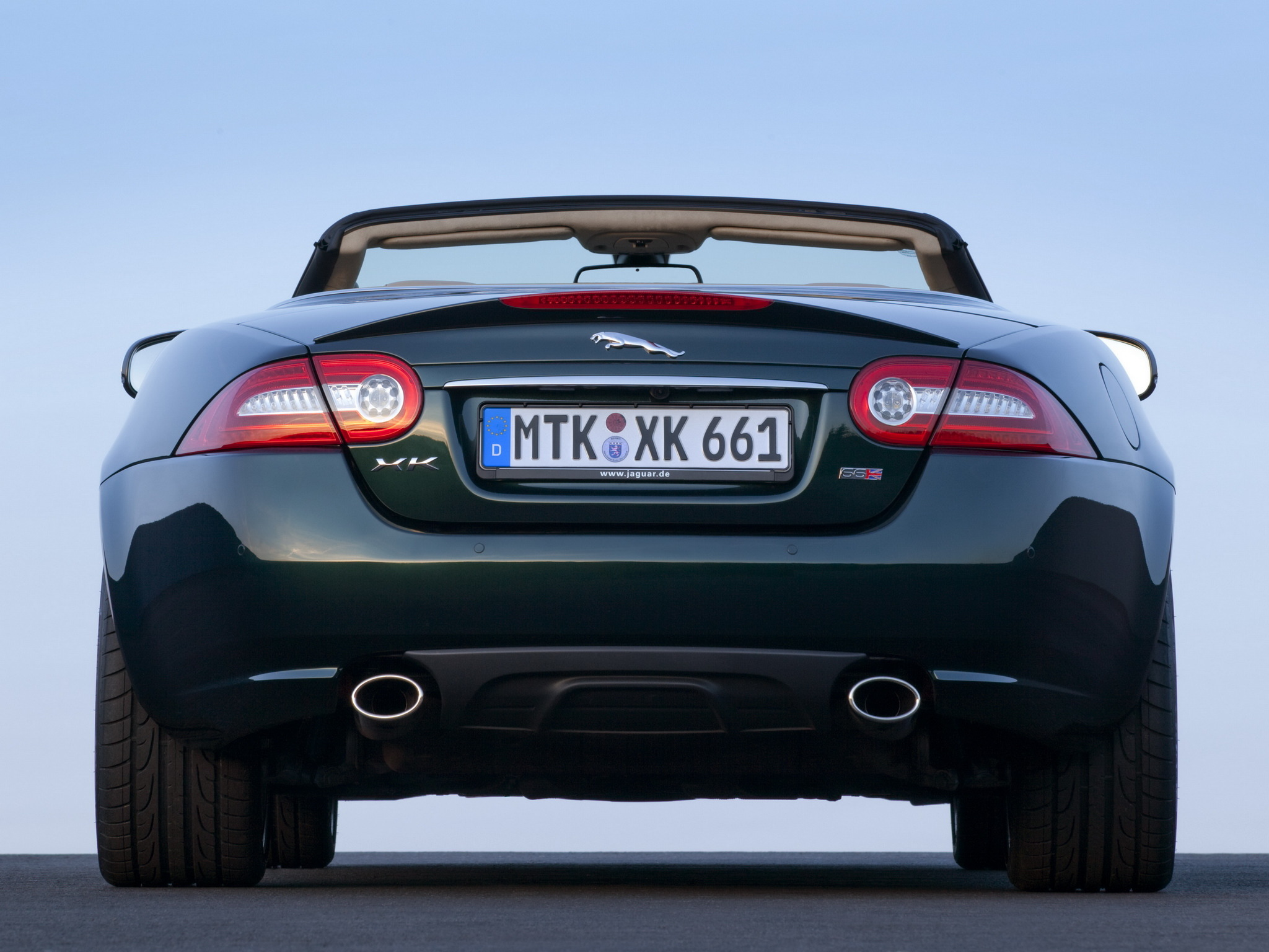 Jaguar xk66 convertible 2014 05