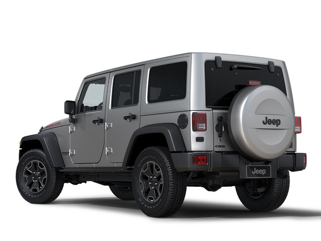 Jeep Wrangler Rubicon X Package 2014 03