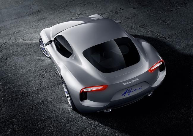 Maserati Alfieri Concept 2014 06