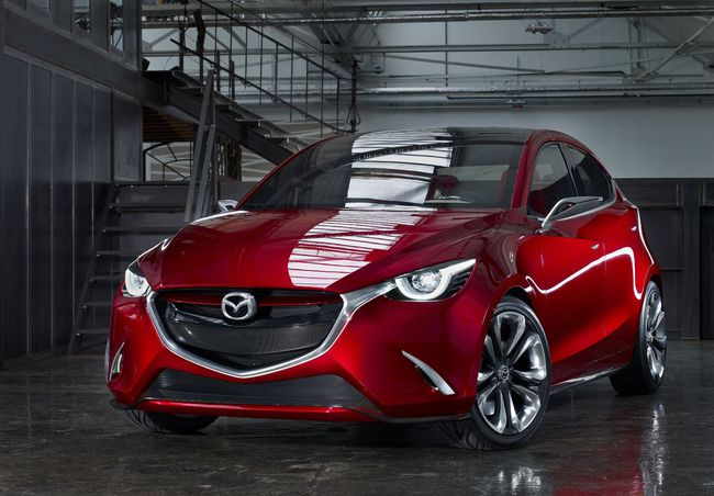 Mazda Hazumi Concept 2014 16