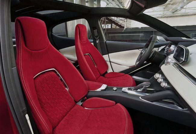 Mazda Hazumi Concept 2014 24