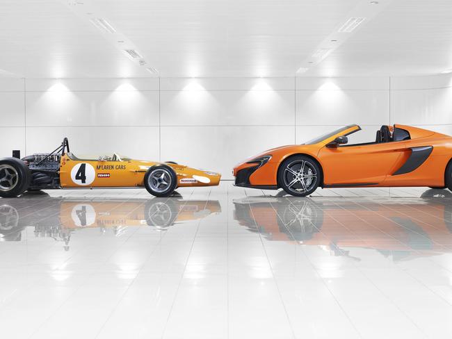 McLaren 650 S Spider 2014 07