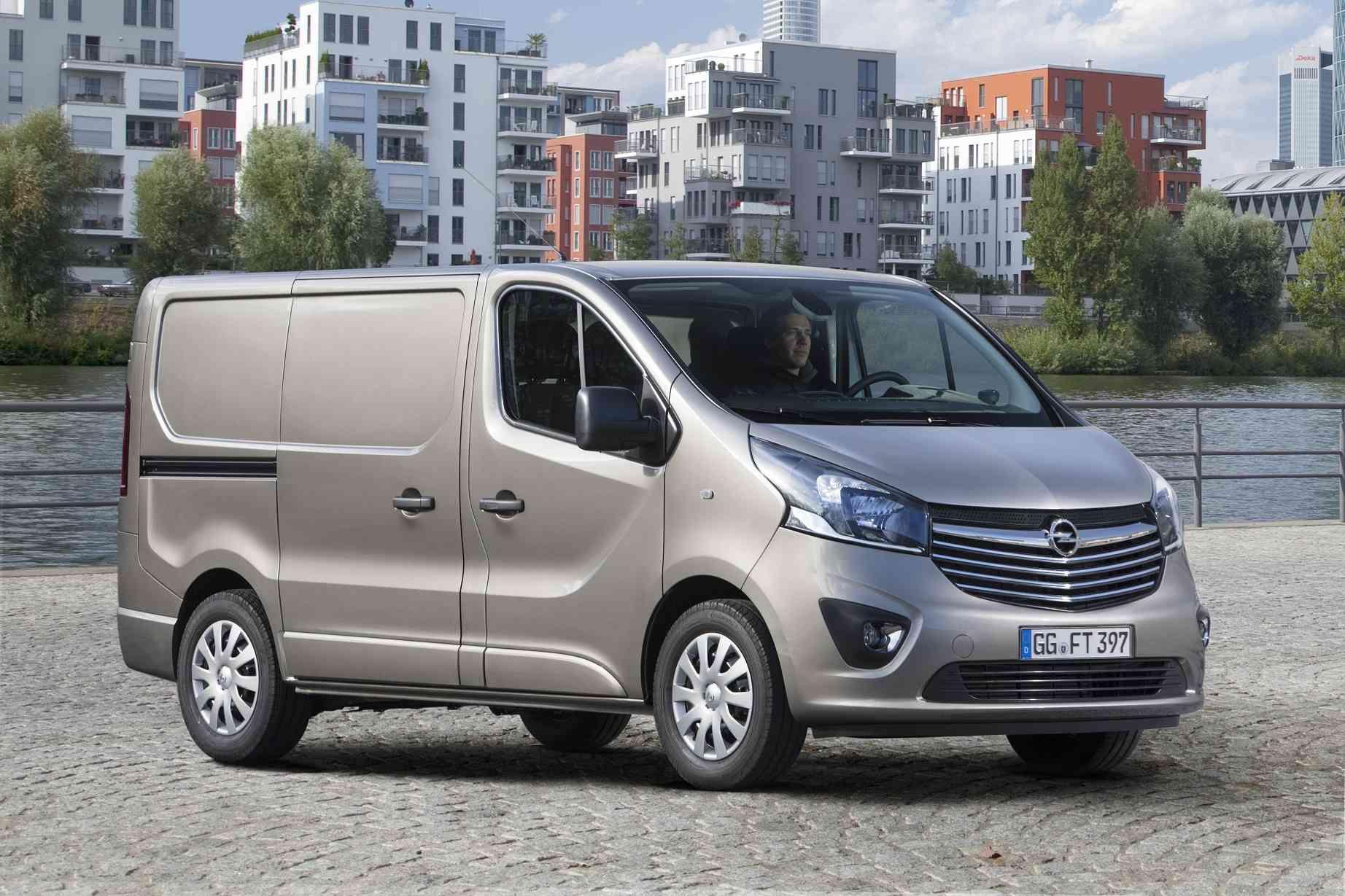 Opel Vivaro Embargo 18.3.14