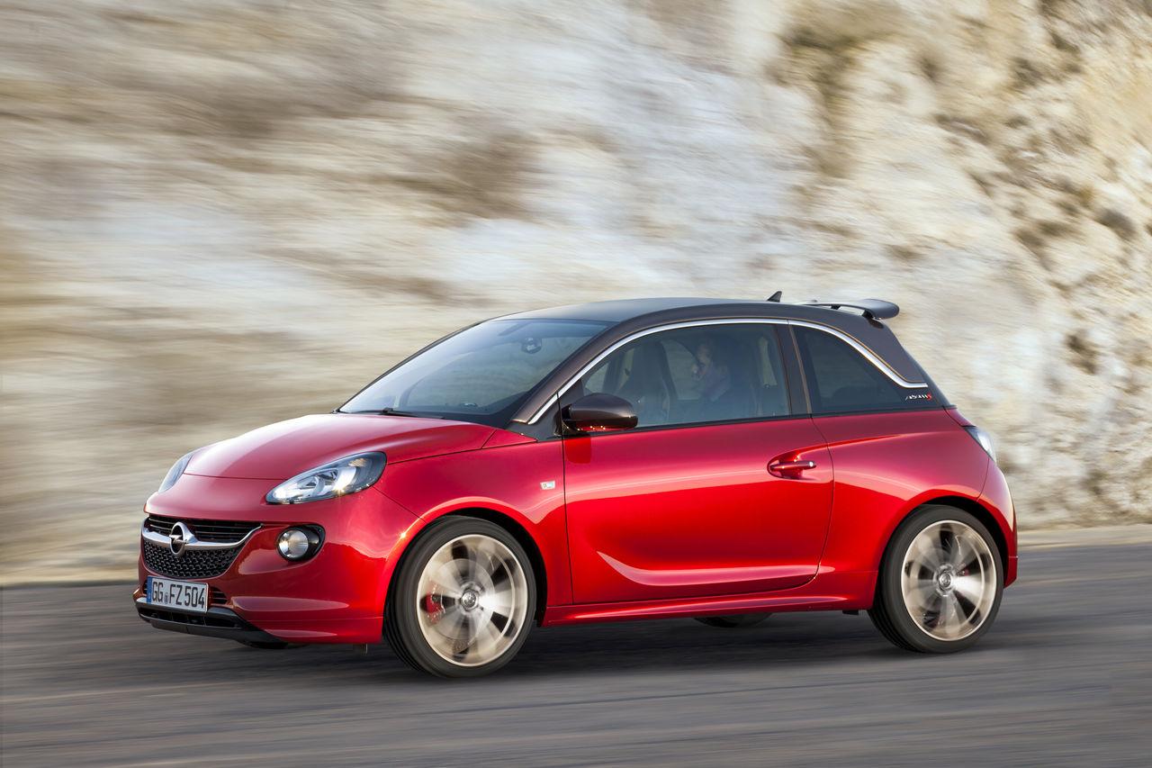 Opel Adam S Concept 2014 01