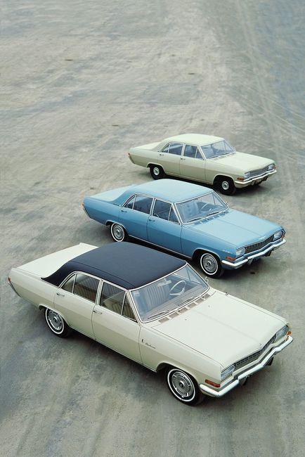 Opel KAD Serie A 1964 - 1968