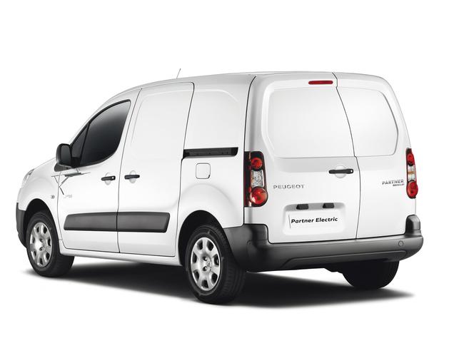 Peugeot Partner Electrica 2014 02
