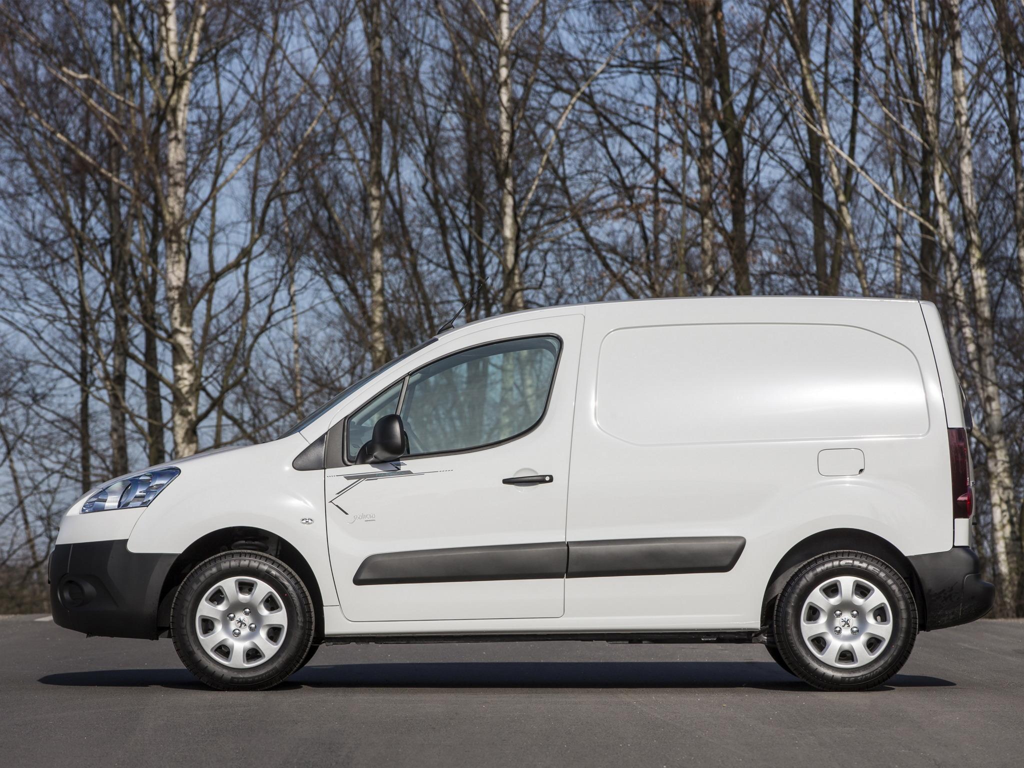 Peugeot Partner Electric El Comercial El 233 Ctrico