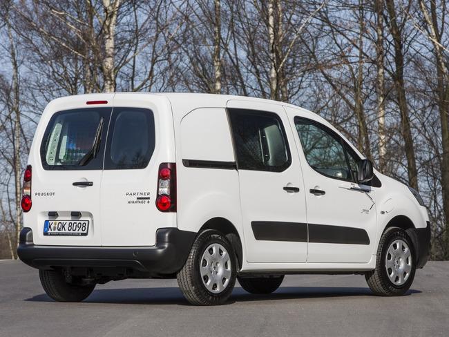 Peugeot Partner Electrica 2014 09
