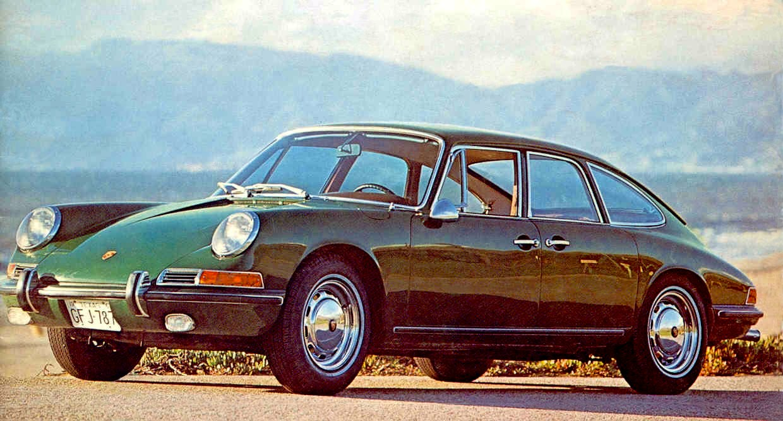 Porsche 911 4 puertas