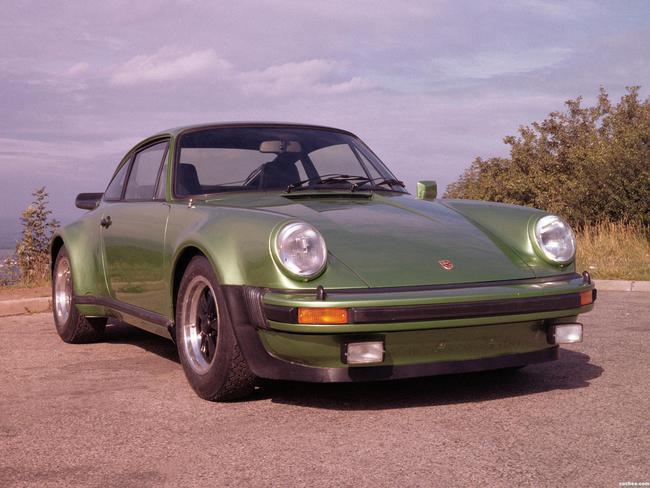 Porsche 911 Turbo 3.0 Coupe 930 1974