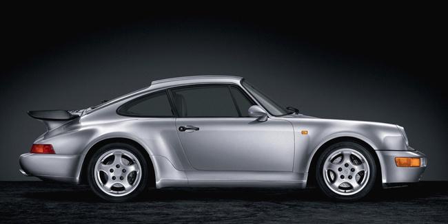Porsche 911 Turbo 964 1990
