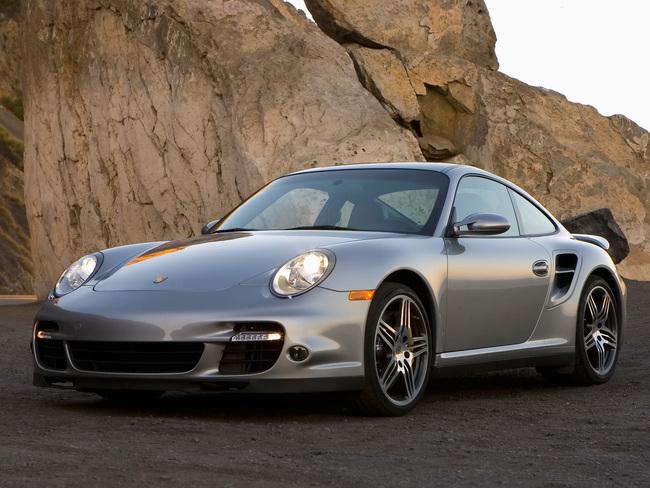 Porsche 911 Turbo 996 2000