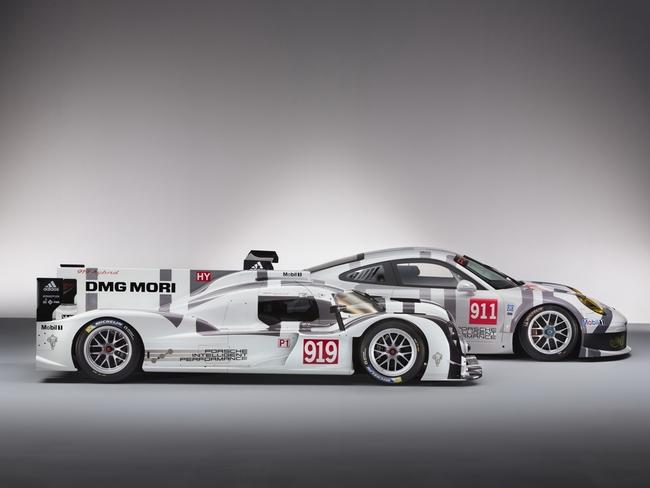 Porsche 919 Hybrid 2014 02