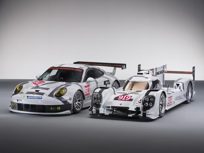 Porsche 919 Hybrid 2014 03