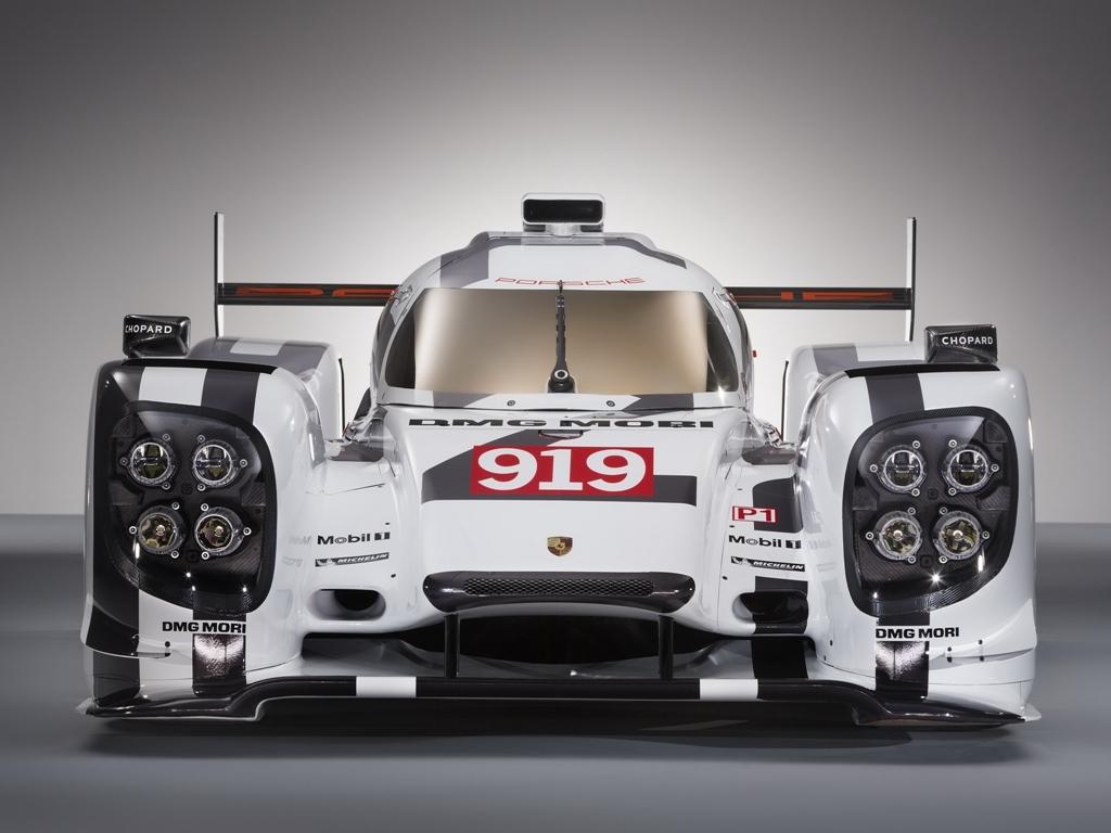 Porsche 919 Hybrid 2014 05