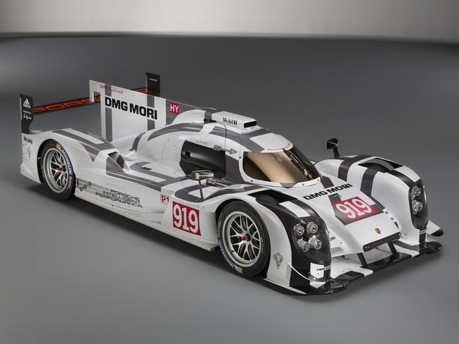 Porsche 919 Hybrid 2014 09