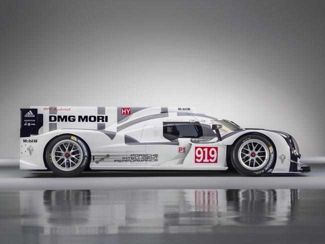 Porsche 919 Hybrid 2014 11