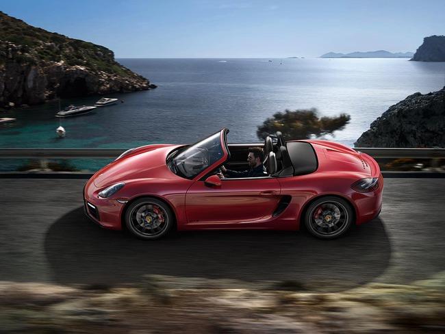 Porsche Boxster GTS 2014 04