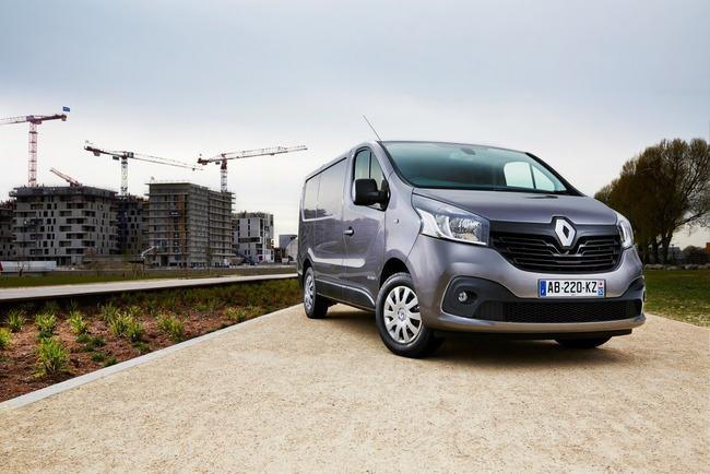 Renault Trafic 2014 05