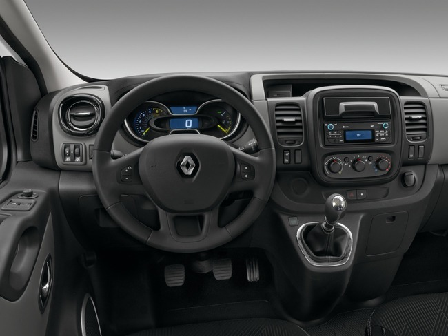 Renault Trafic 2014 10