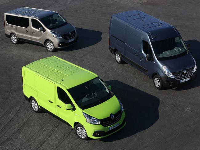 Renault Trafic 2014 17