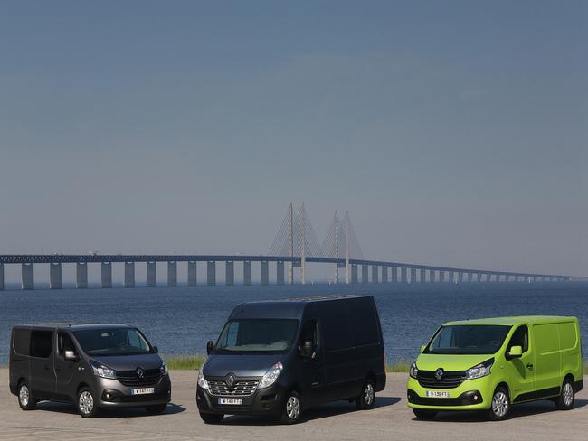 Renault Trafic 2014 19
