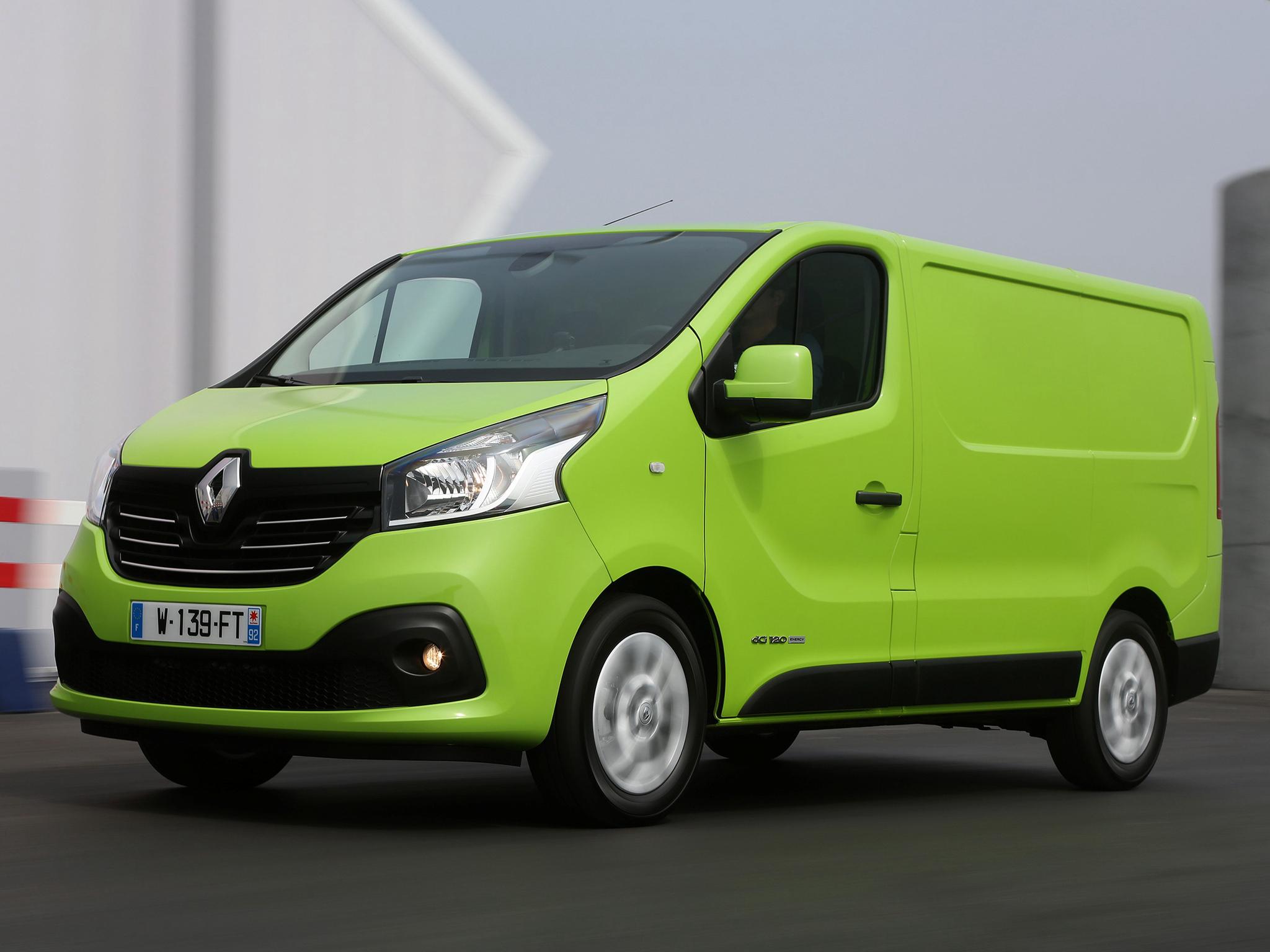 Renault Trafic 2014 30