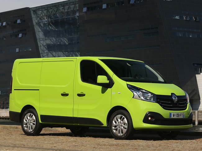 Renault Trafic 2014 32