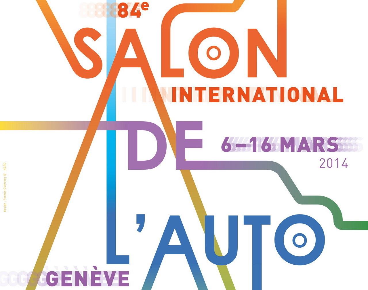 Salon Automovil Ginebra 2014