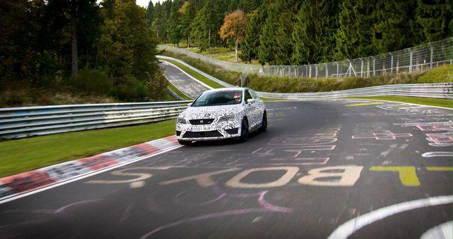 Seat León Cupra Nürburgring #5