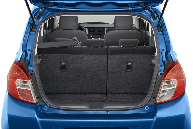 Suzuki Celerio 2014 maletero