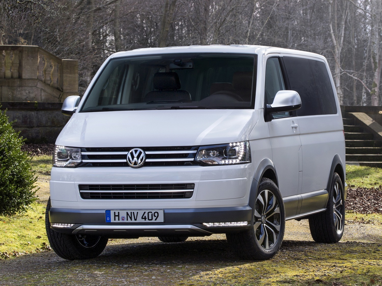 Volkswagen Multivan Alltrack Concept 2014 01