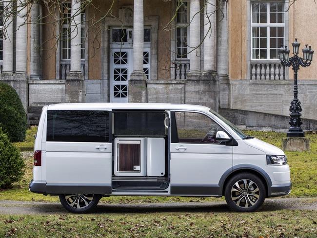 Volkswagen Multivan Alltrack Concept 2014 04