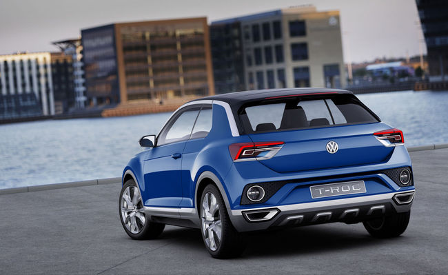 Volkswagen T-ROC Concept 2014 03