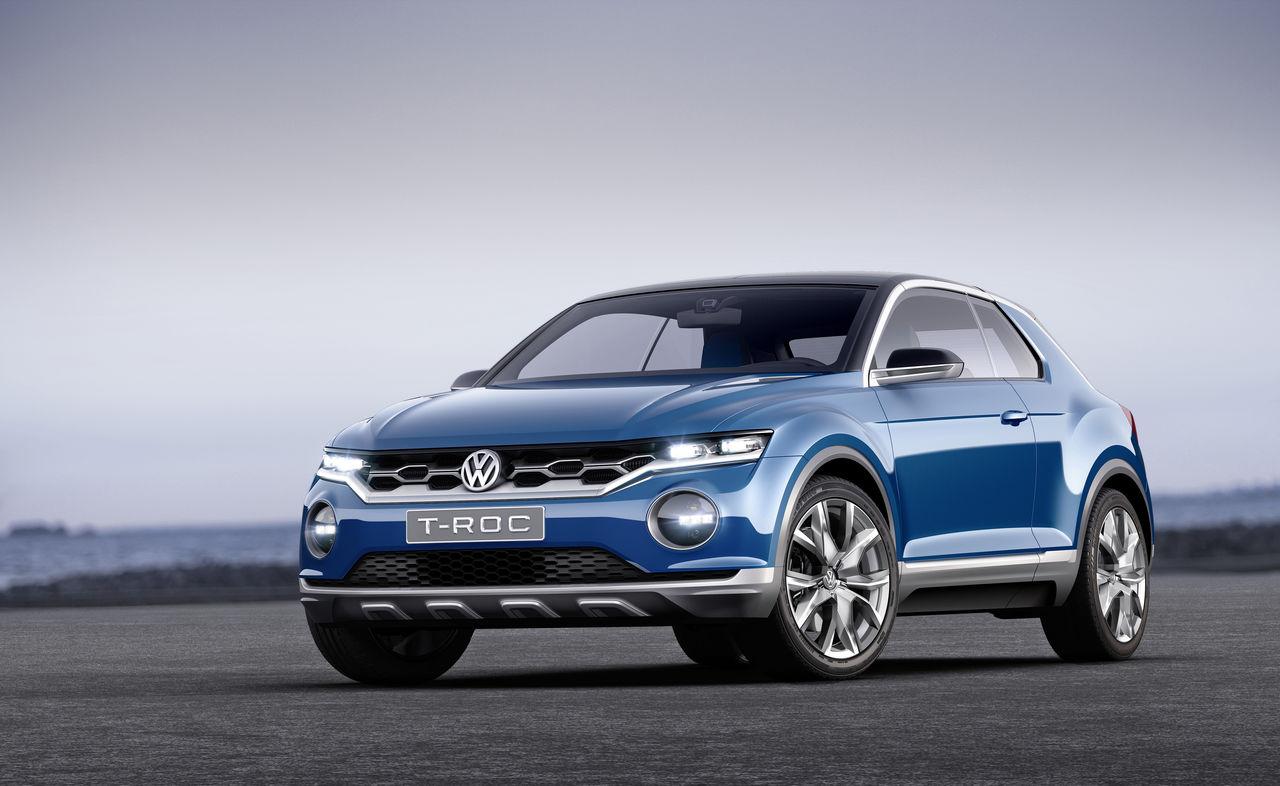 Volkswagen T-ROC Concept 2014 04