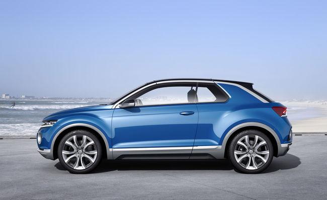 Volkswagen T-ROC Concept 2014 06