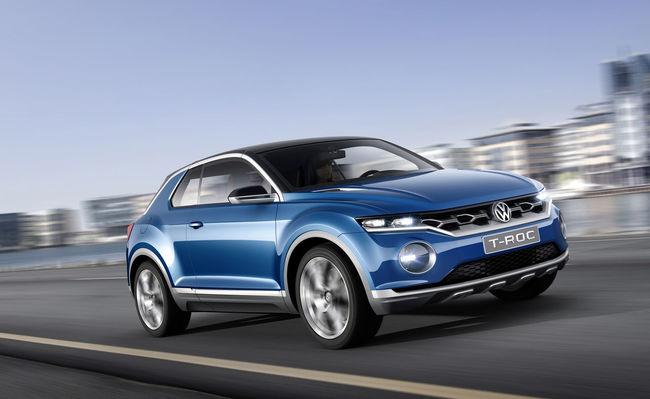 Volkswagen T-ROC Concept 2014 08