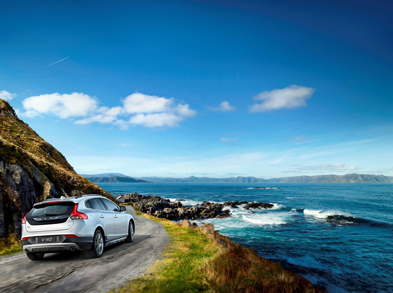Volvo V70 XC70 Ocean Race 2014 03