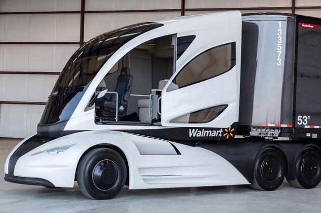 Walmart camion WAVE 01
