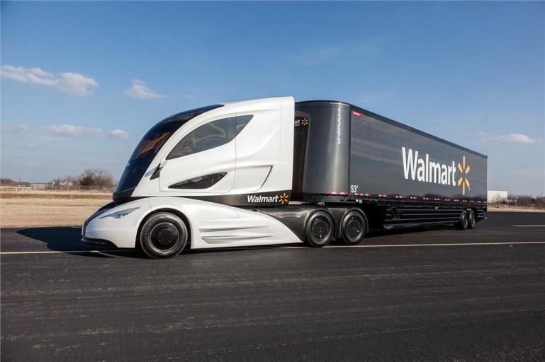 Walmart camion WAVE 02