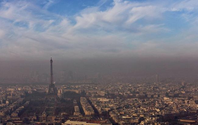 contaminacion paris