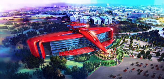 ferrari land render 02