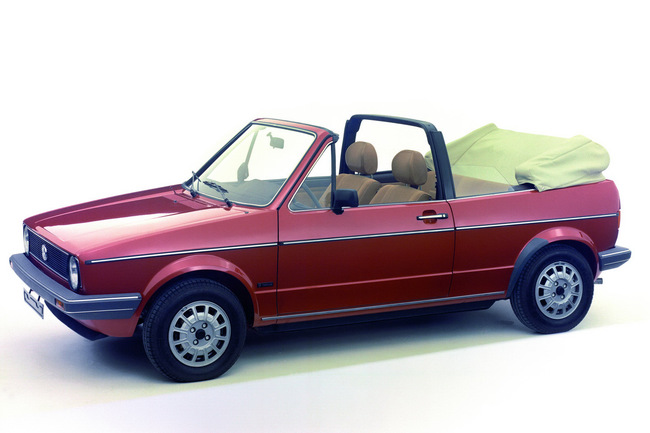 1979 Volkswagen Golf cabrio