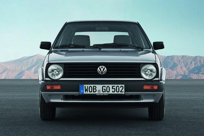 1983 Volkswagen Golf II