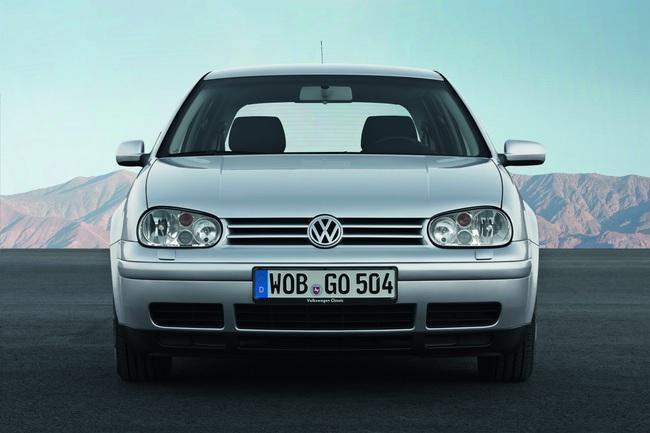 1997 Volkswagen Golf IV
