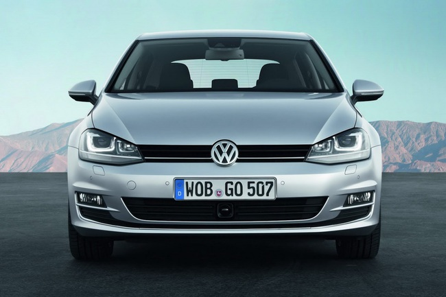 2012 Volkswagen Golf 7