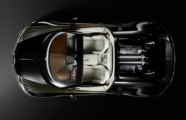 Bugatti Veyron Black Bess 2014 01