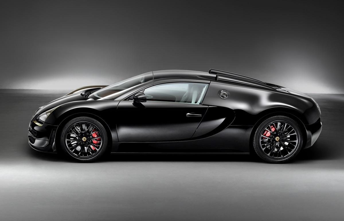 Bugatti Veyron Black Bess 2014 04