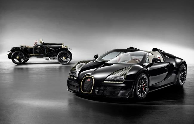 Bugatti Veyron Black Bess 2014 15